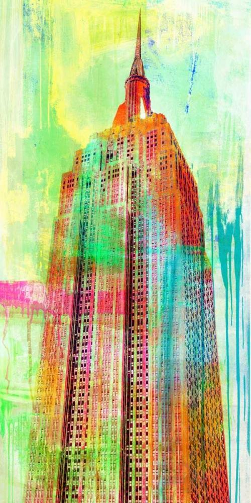 konfigurieren des Kunstdrucks in Wunschgröße The Building 2.0 von Chestier, Eric