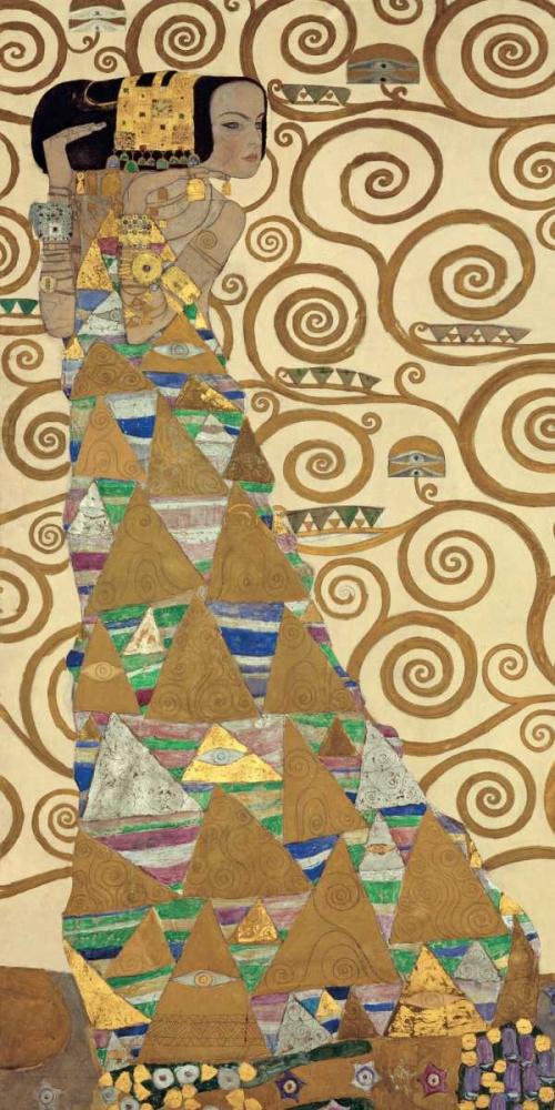 konfigurieren des Kunstdrucks in Wunschgröße The Tree of Life I von Klimt, Gustav