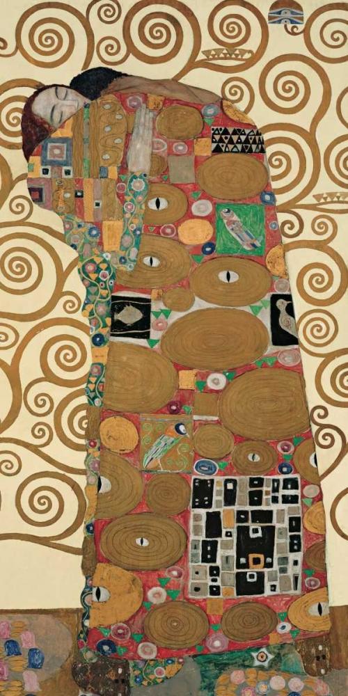 konfigurieren des Kunstdrucks in Wunschgröße The Tree of Life III von Klimt, Gustav