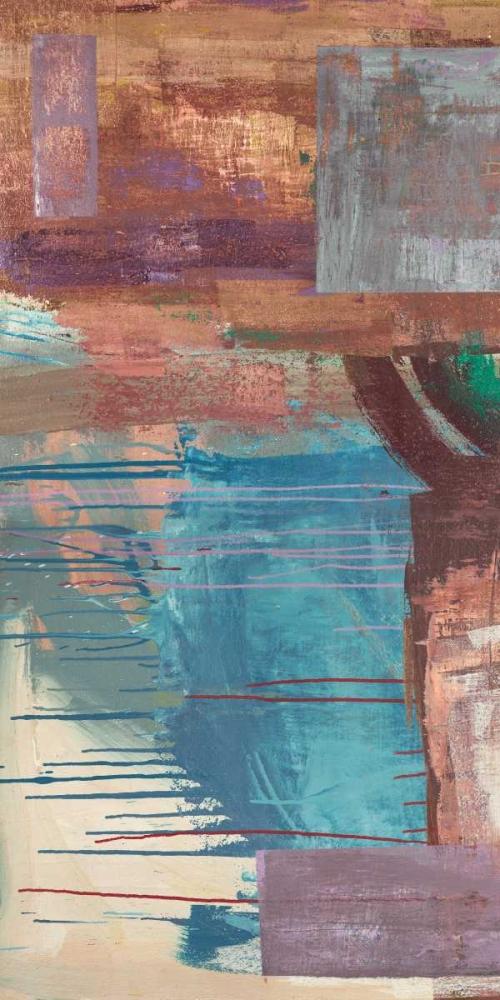 konfigurieren des Kunstdrucks in Wunschgröße Kaleidos I von Corrado, Italo