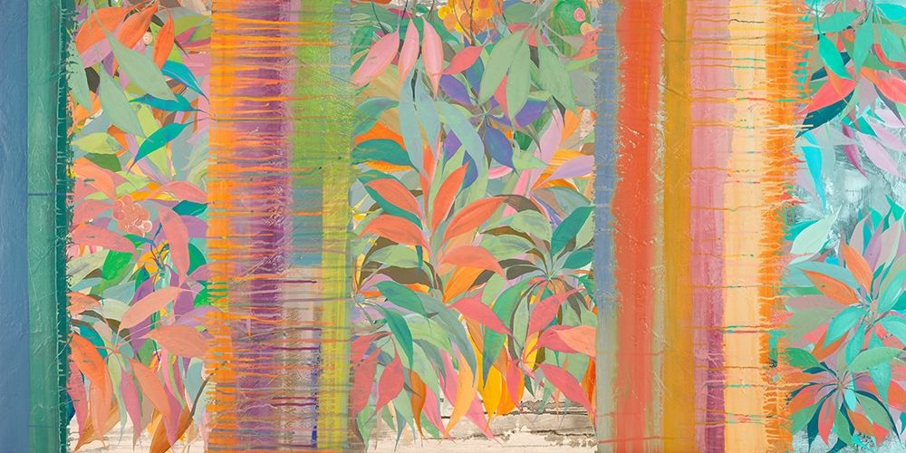 konfigurieren des Kunstdrucks in Wunschgröße Jungle Fever von Corrado, Italo
