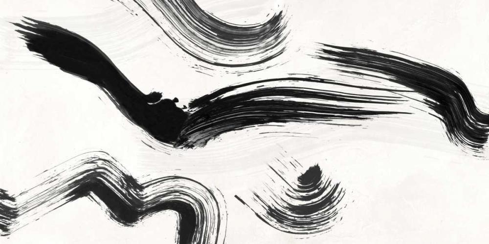 konfigurieren des Kunstdrucks in Wunschgröße Flight in the Wind von Ikeda, Haru