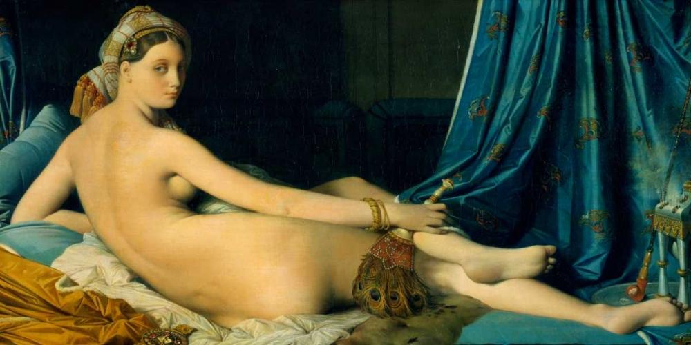 Ingres, Jean-Auguste-Dominique