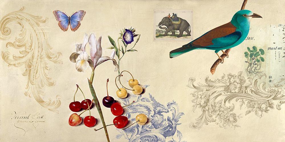 konfigurieren des Kunstdrucks in Wunschgröße Cabinet of Curiosities I von Joannoo