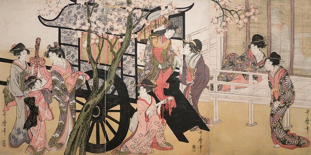 Kitagawa, Utamaro