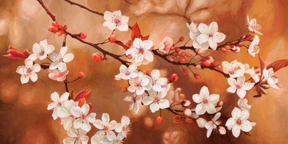 konfigurieren des Kunstdrucks in Wunschgröße Sakura von Thomlinson, Jenny