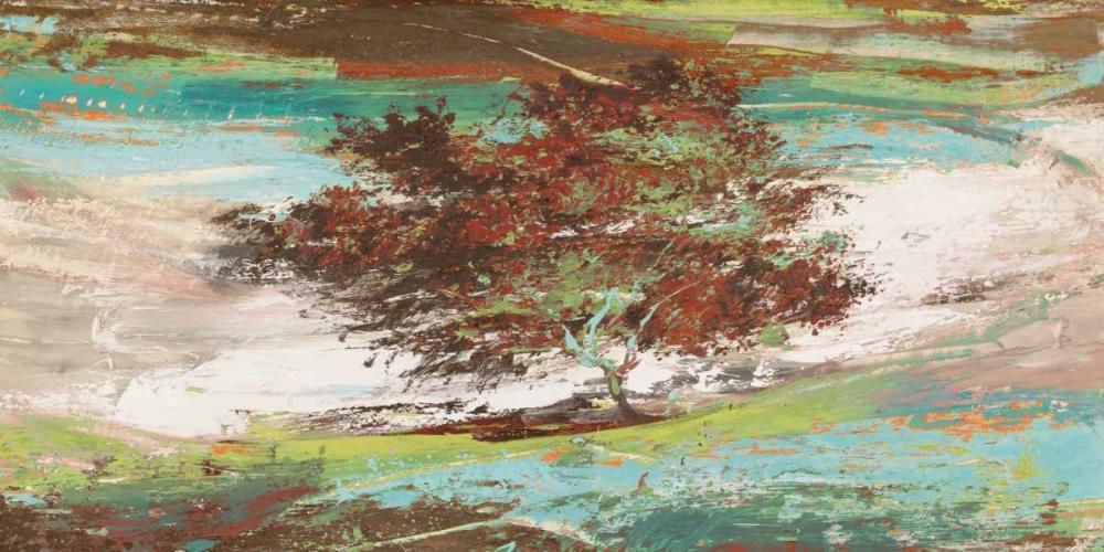 konfigurieren des Kunstdrucks in Wunschgröße Washed Tree von Florio, Luigi