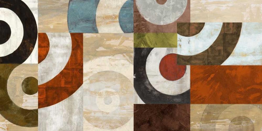 konfigurieren des Kunstdrucks in Wunschgröße Carousel von Nava, Sandro