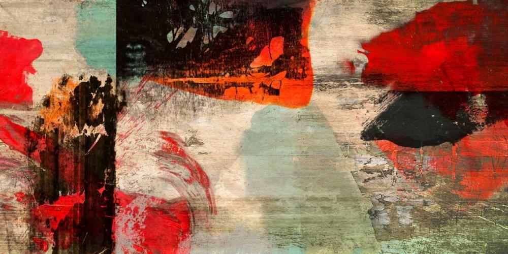 konfigurieren des Kunstdrucks in Wunschgröße Rules of Attraction von Stone, Jim