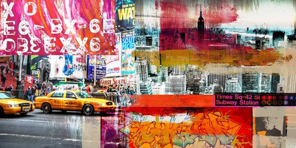 konfigurieren des Kunstdrucks in Wunschgröße Urbana I von Farrell, Terry