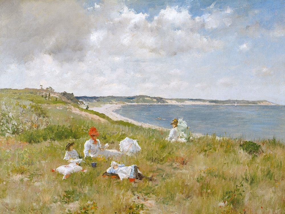 William, Merritt Chase