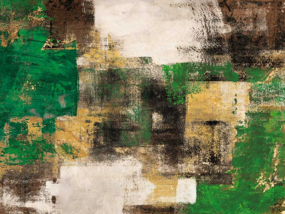 konfigurieren des Kunstdrucks in Wunschgröße A Dream in Green von Aprile, Alessio