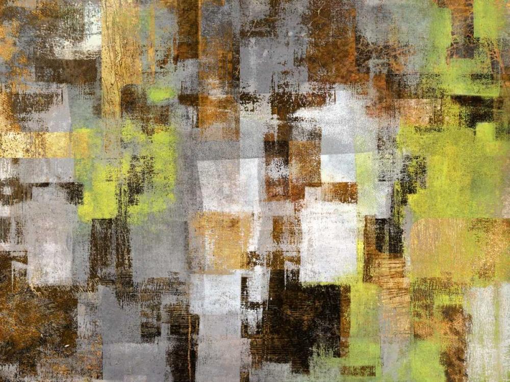 konfigurieren des Kunstdrucks in Wunschgröße Forest in Springtime von Aprile, Alessio