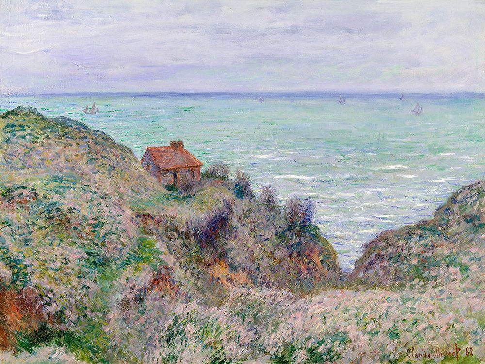 Claude, Monet