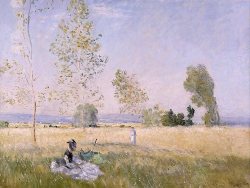 konfigurieren des Kunstdrucks in Wunschgröße Lete von Monet, Claude