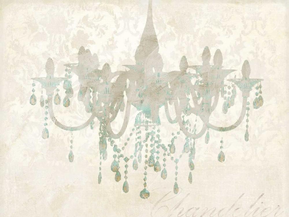 konfigurieren des Kunstdrucks in Wunschgröße Chandelier von Dellal, Remy