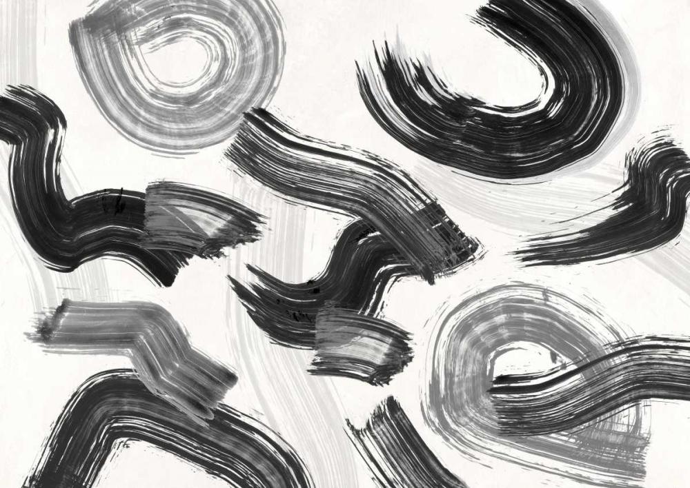 konfigurieren des Kunstdrucks in Wunschgröße Happening von Ikeda, Haru