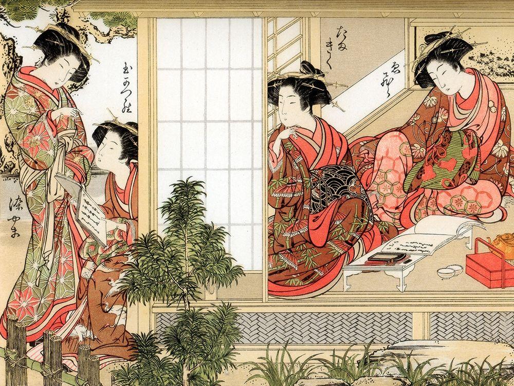 Shunsho, Katsukawa