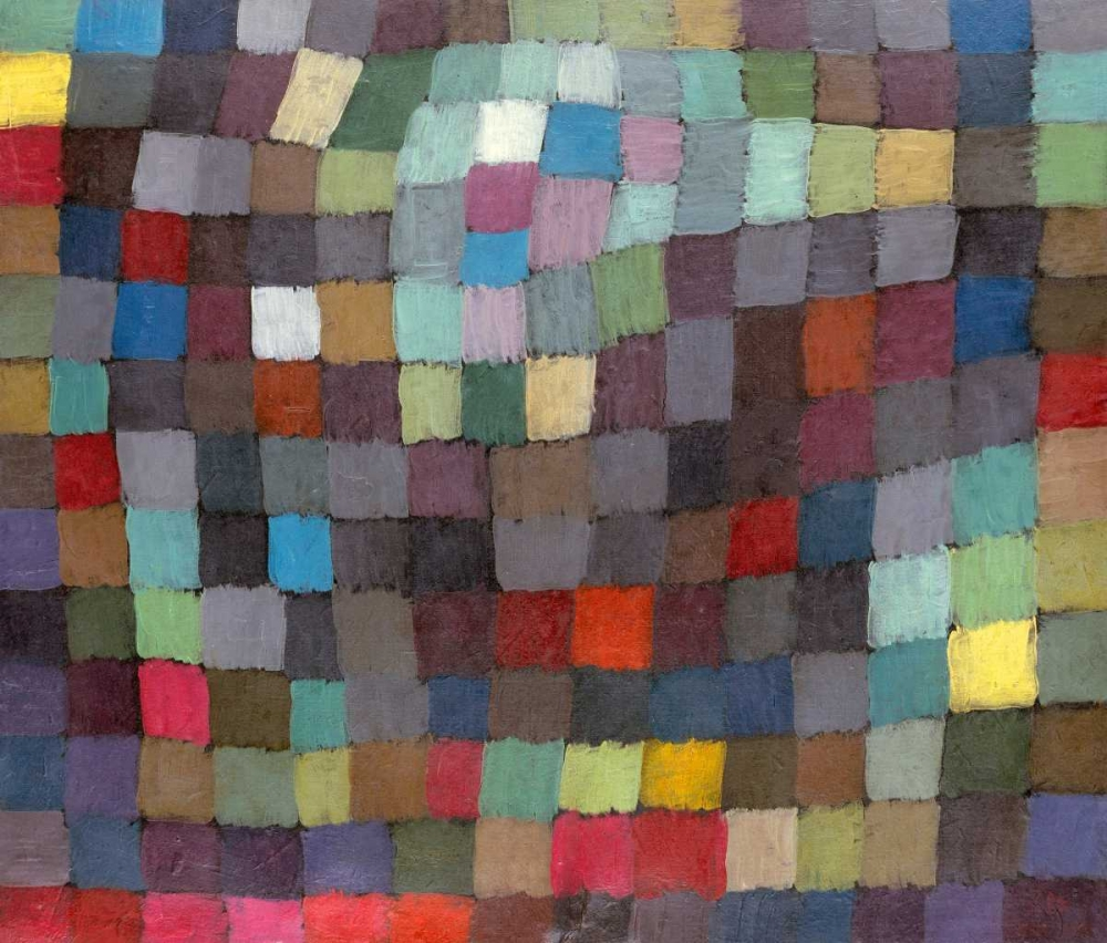 May Picture von Klee, Paul <br> max. 165 x 140cm <br> Preis: ab 10€