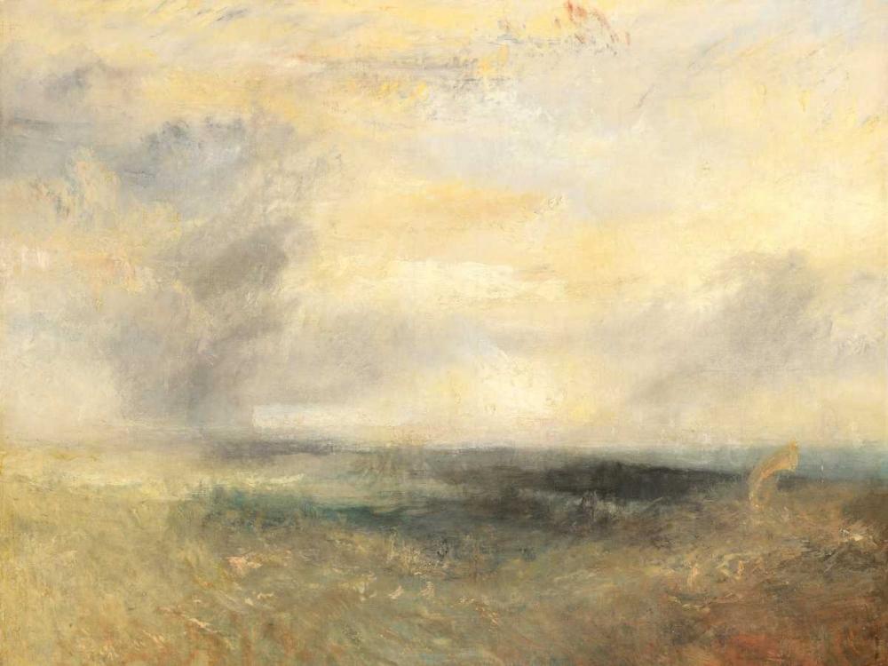 konfigurieren des Kunstdrucks in Wunschgröße Margate from the Sea von Turner, William