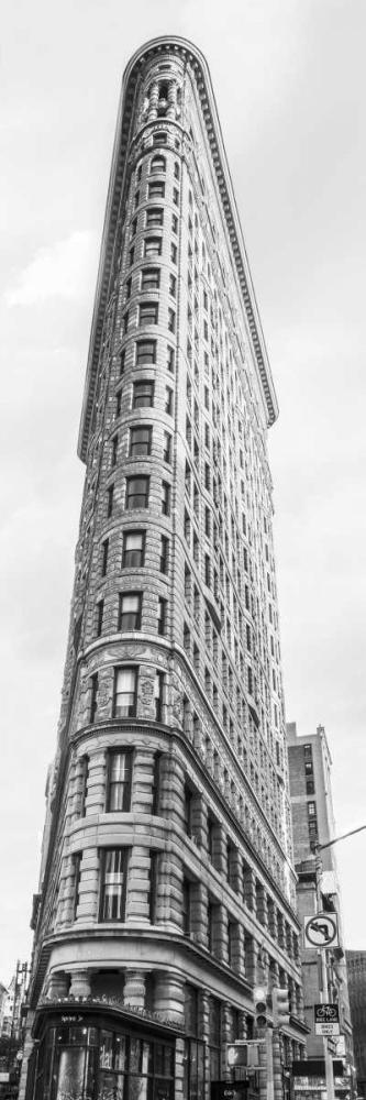 konfigurieren des Kunstdrucks in Wunschgröße Flatiron Building, NYC von Anonymous
