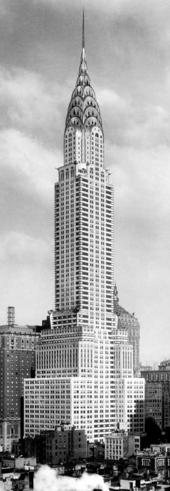 konfigurieren des Kunstdrucks in Wunschgröße Chrysler Building, NYC von Anonymous