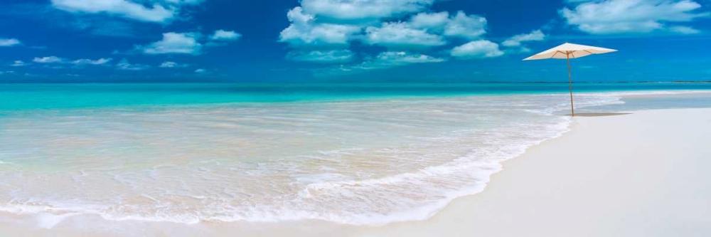 konfigurieren des Kunstdrucks in Wunschgröße Tropical beach in Cayo Largo, Cuba von Anonymous
