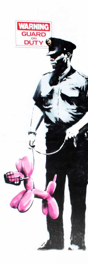 Anonymous (attributed to Banksy)