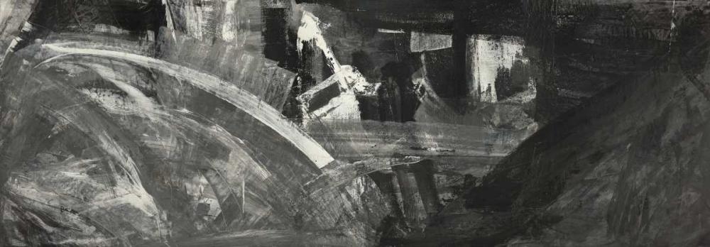 konfigurieren des Kunstdrucks in Wunschgröße Sfumature di grigio II von Corrado, Italo
