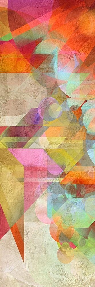 konfigurieren des Kunstdrucks in Wunschgröße Colorfall I von Kaj, Rama