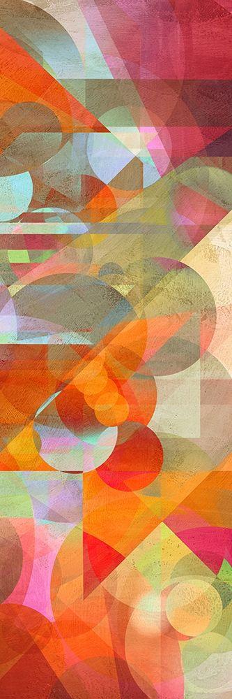 konfigurieren des Kunstdrucks in Wunschgröße Colorfall II von Kaj, Rama