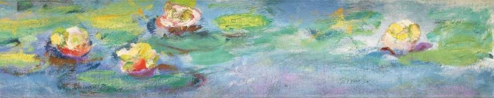 konfigurieren des Kunstdrucks in Wunschgröße Nympheas von Monet, Claude