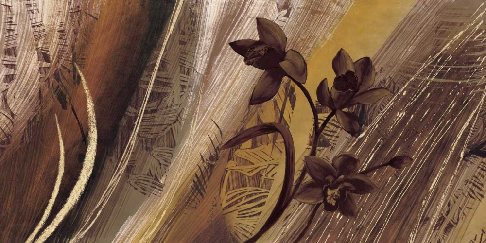 konfigurieren des Kunstdrucks in Wunschgröße Bouquet dor I von Brochard, Anne