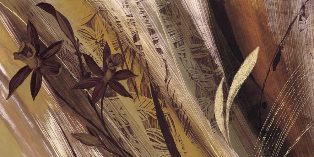 konfigurieren des Kunstdrucks in Wunschgröße Bouquet dor II von Brochard, Anne