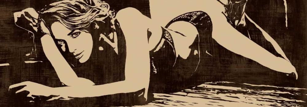 konfigurieren des Kunstdrucks in Wunschgröße Strike a  Pose von Cooper, Andrew