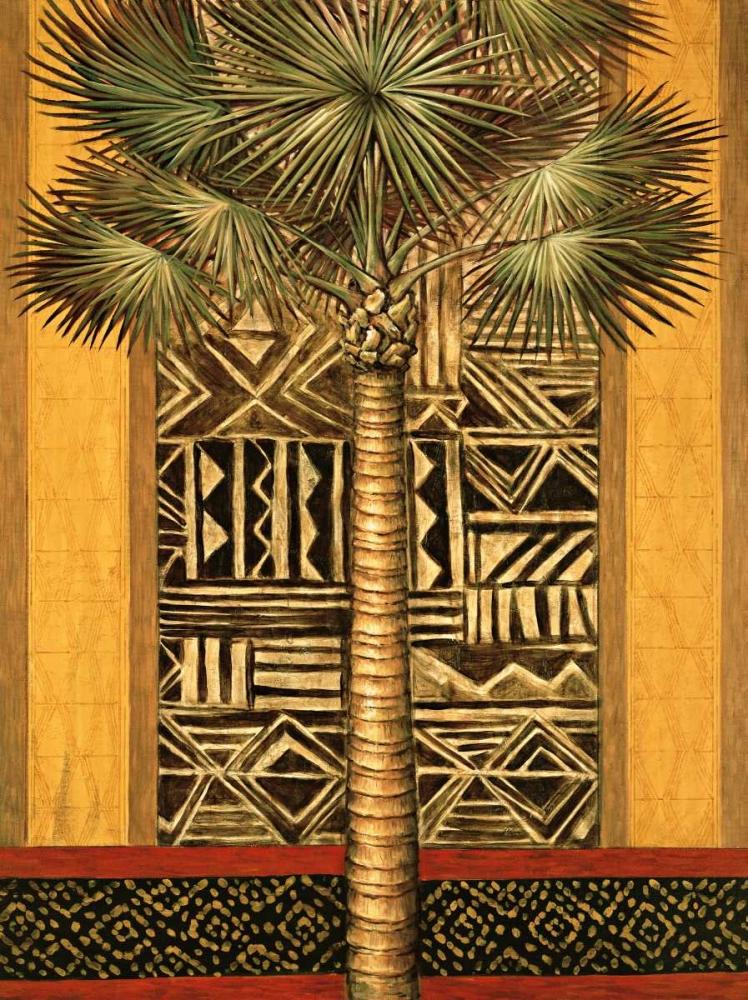 konfigurieren des Kunstdrucks in Wunschgröße African Evening I von Mazo, Andre