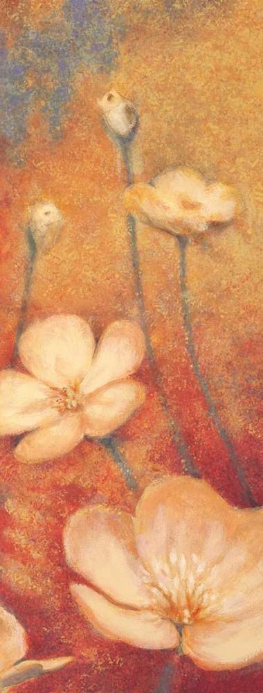 konfigurieren des Kunstdrucks in Wunschgröße Floral Poetry II von Michaels, Anne