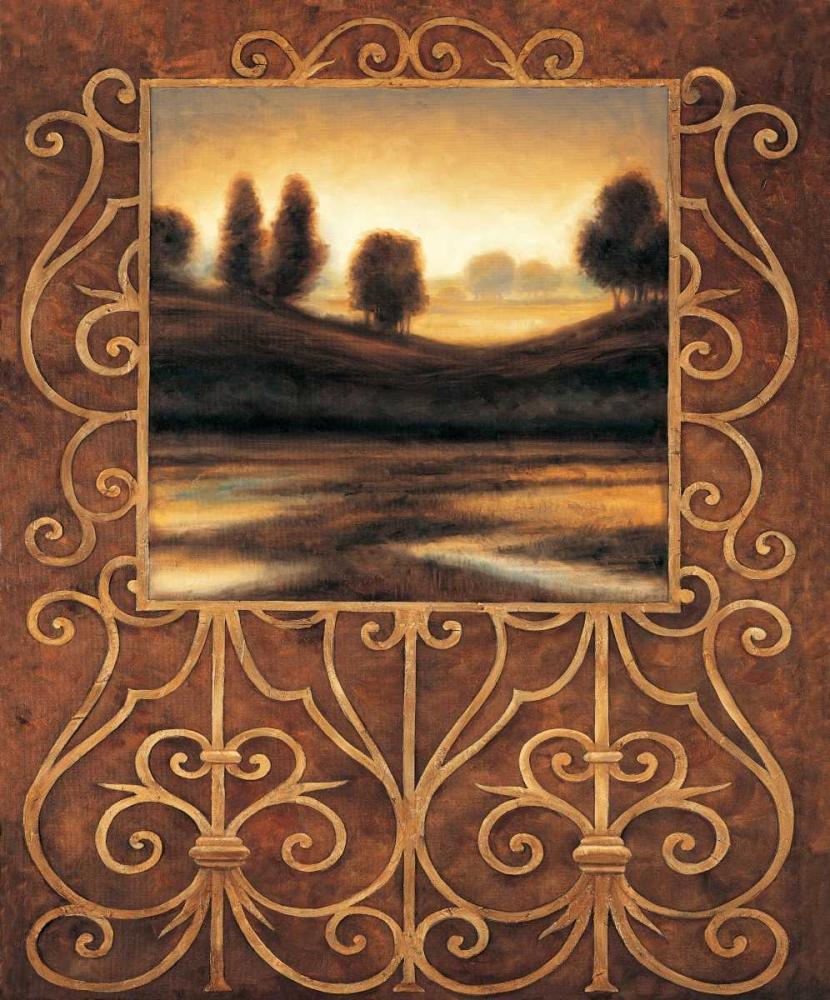 konfigurieren des Kunstdrucks in Wunschgröße Dawn II von Gonzales, Andres