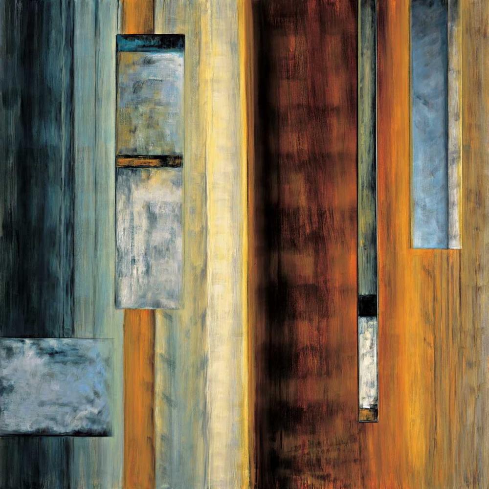konfigurieren des Kunstdrucks in Wunschgröße Fascination II von Summers, Aaron