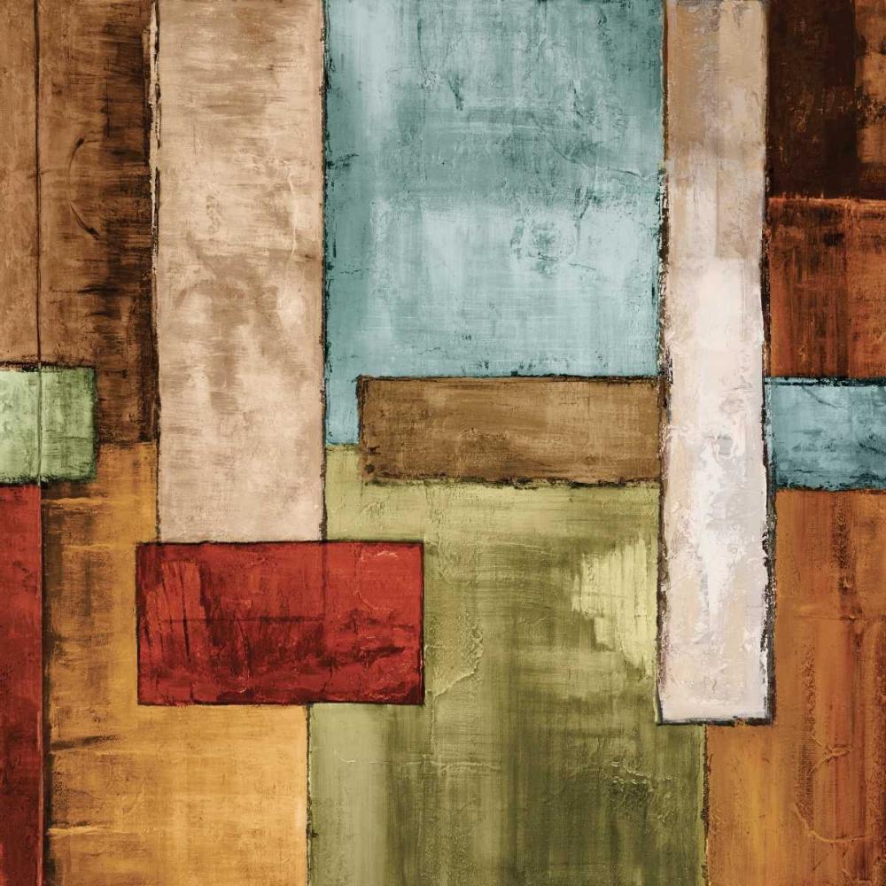 konfigurieren des Kunstdrucks in Wunschgröße Another Dimension II von Summers, Aaron