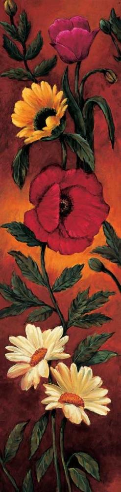 konfigurieren des Kunstdrucks in Wunschgröße The Flower Garden I von Francis, Brian