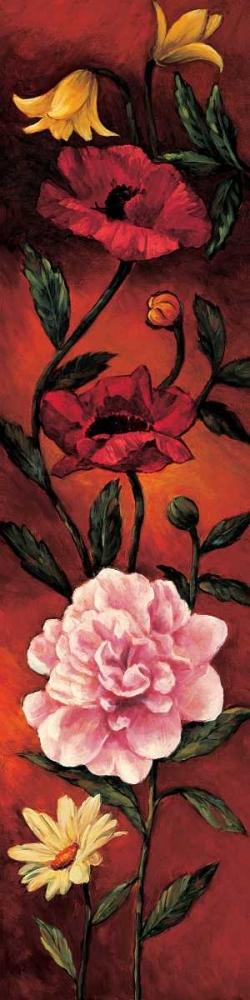 konfigurieren des Kunstdrucks in Wunschgröße The Flower Garden III von Francis, Brian