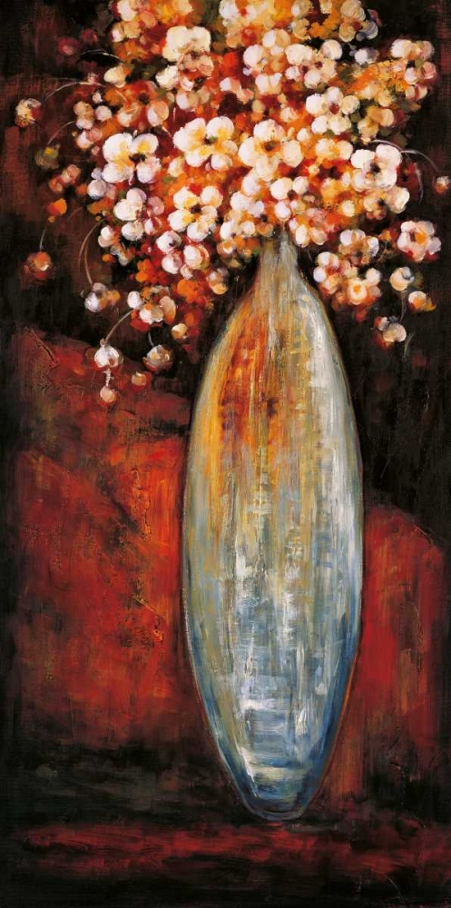 konfigurieren des Kunstdrucks in Wunschgröße Evening Bouquet I von Francis, Brian