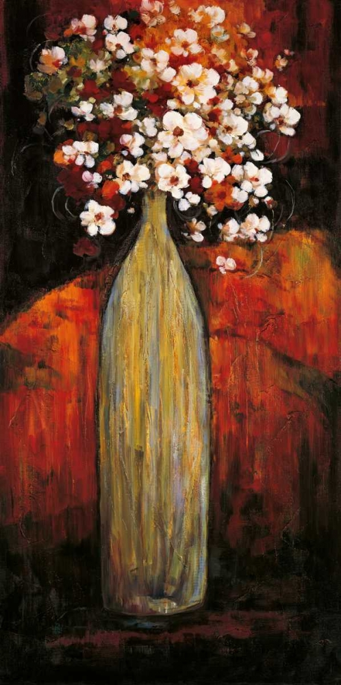 konfigurieren des Kunstdrucks in Wunschgröße Evening Bouquet II von Francis, Brian