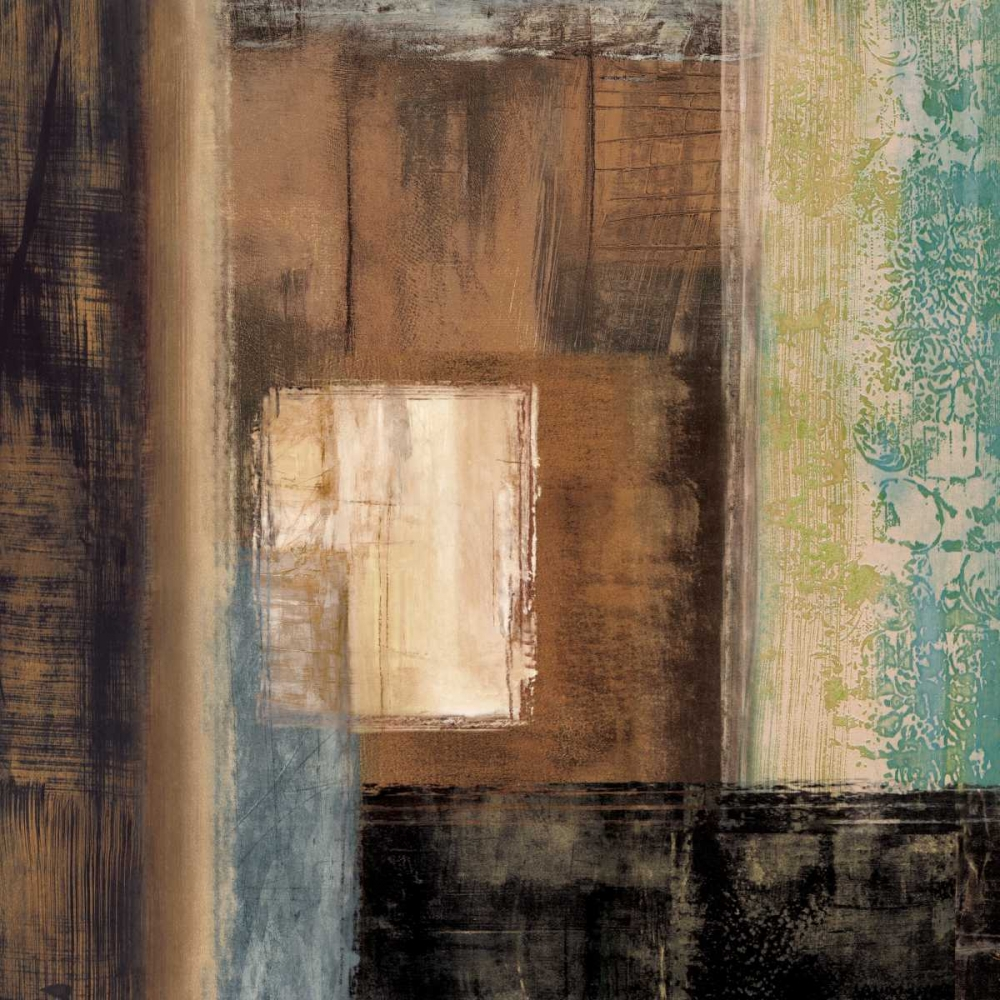 konfigurieren des Kunstdrucks in Wunschgröße Boundless I von Nelson, Brent