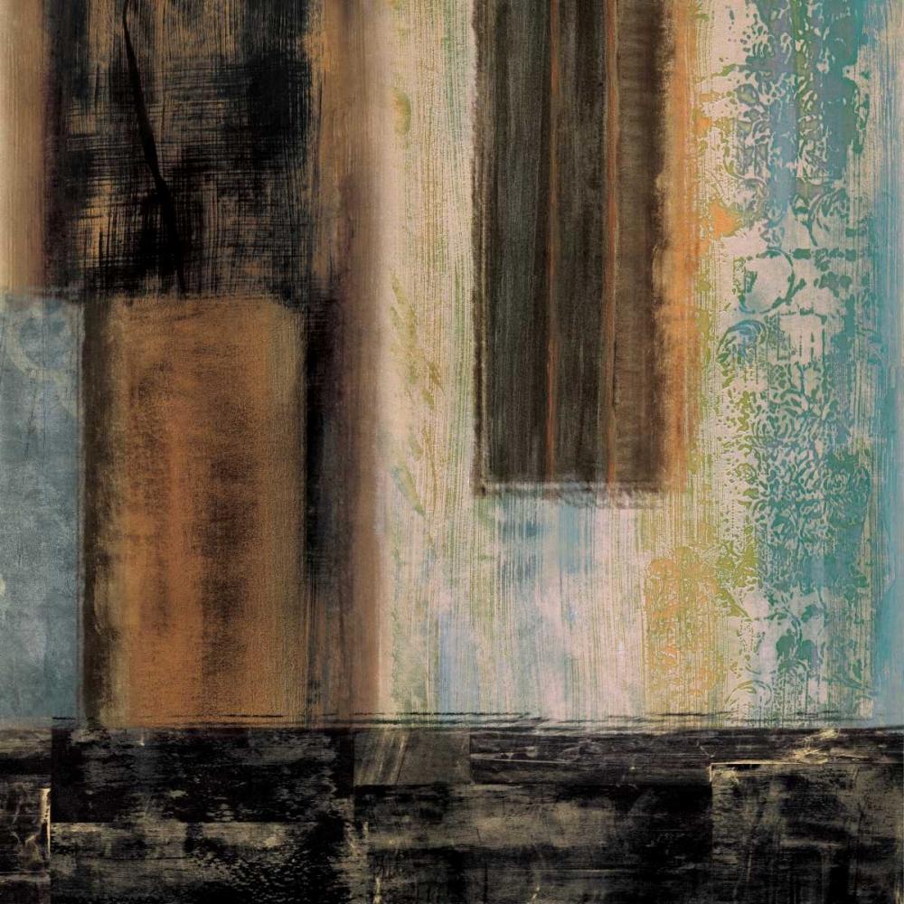 konfigurieren des Kunstdrucks in Wunschgröße Boundless II von Nelson, Brent