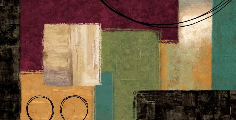konfigurieren des Kunstdrucks in Wunschgröße Night Moves von Nelson, Brent