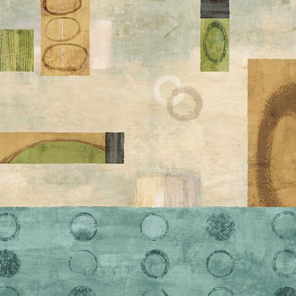 konfigurieren des Kunstdrucks in Wunschgröße Variations I von Nelson, Brent