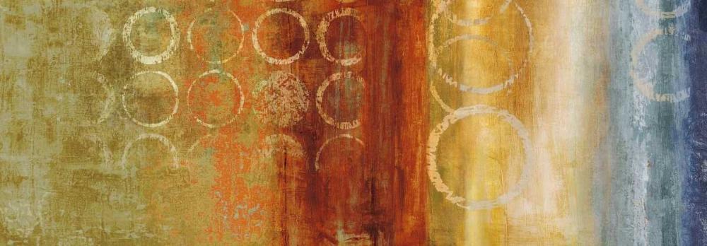 konfigurieren des Kunstdrucks in Wunschgröße Luxuriate II von Nelson, Brent