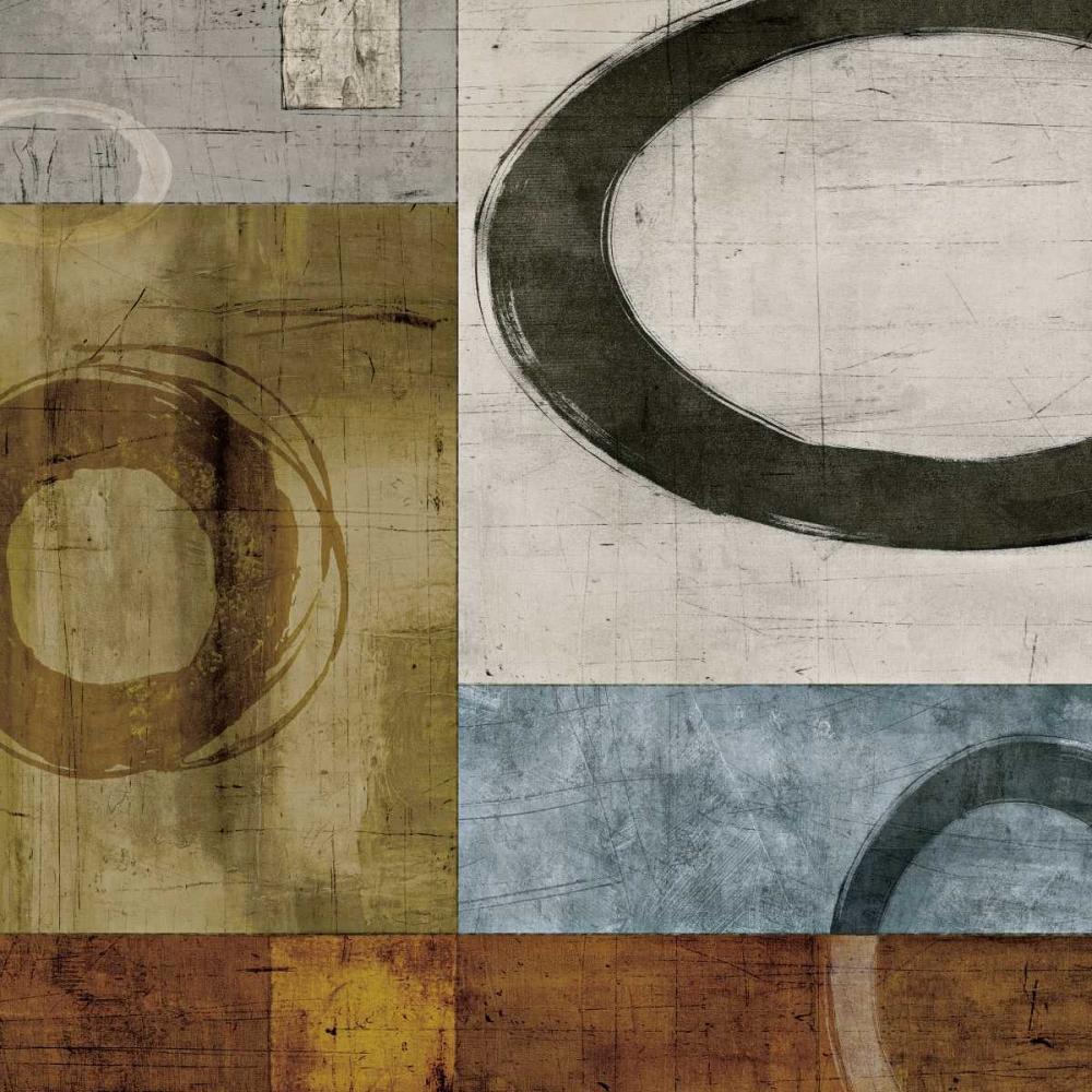 konfigurieren des Kunstdrucks in Wunschgröße Remix II von Nelson, Brent